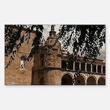 Conventual De San Benito Salor Decal
