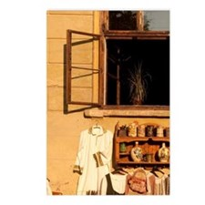 Tourist in the old histor Postcards (Package of 8)