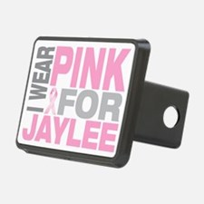 I-wear-pink-for-JAYLEE Hitch Cover