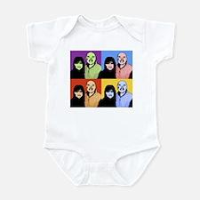 Unique Custom made to order Infant Bodysuit
