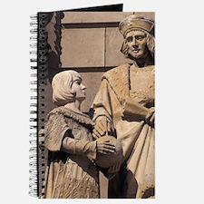 Europe, Spain, Barcelona, Columbus Monumen Journal
