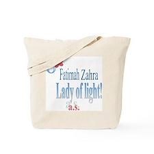 Bibi Fatimah (a.s.) Tote Bag