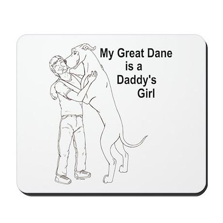 N Daddy's Girl Mousepad