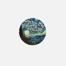 Dalias Mini Button