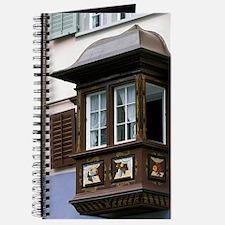 Europe, Switzerland, Zurich. Banhof Strass Journal