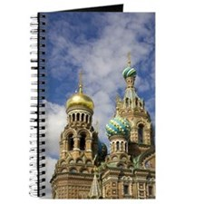 Russia. St. Petersburg. Church on Spilled  Journal