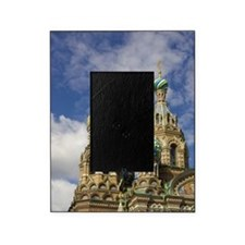 Russia. St. Petersburg. Church on Sp Picture Frame