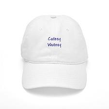 Cutesy Wutesy Baseball Cap