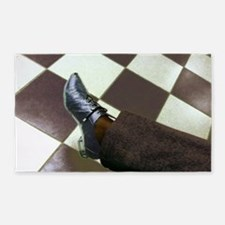 shoe-234-poster 3'x5' Area Rug