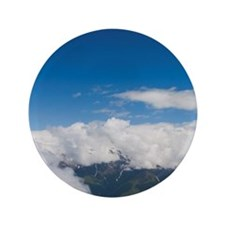 "Caucasus Mountains 3.5"" Button"