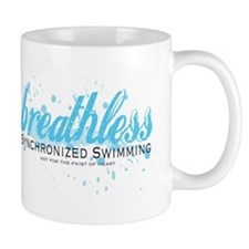 Breathless Small Mug