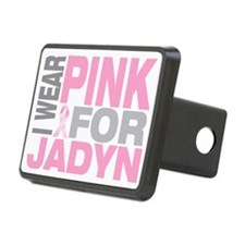 I-wear-pink-for-JADYN Hitch Cover