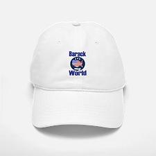 Barack My World USA Baseball Baseball Cap
