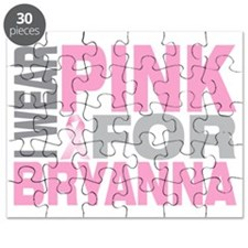 I-wear-pink-for-BRYANNA Puzzle