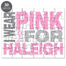 I-wear-pink-for-HALEIGH Puzzle