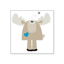 "Cafepress woodland-02 Square Sticker 3"" x 3"""