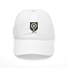 Kincaid Clan Crest Tartan Baseball Cap