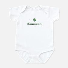 """Shamrock - Kameron"" Infant Bodysuit"