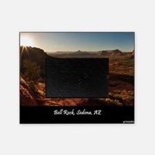 BELL ROCK VIEW_v2_CAFE PRESS_16x20 Picture Frame