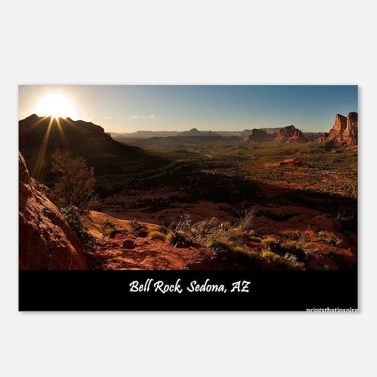 BELL ROCK VIEW_v2_CAFE PR Postcards (Package of 8)