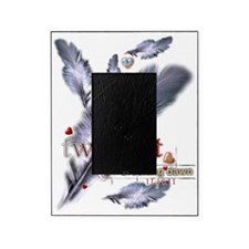 TWILIGHT feathers Picture Frame