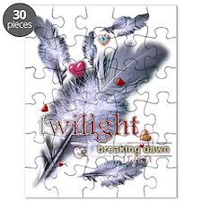 TWILIGHT feathers Puzzle