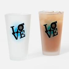 LoveBoost Drinking Glass