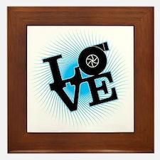 LoveBoost Framed Tile