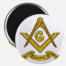 Faith Hope Charity Magnet