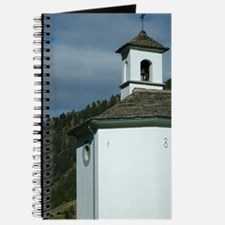 Italy, Simplon Pass, country church Journal