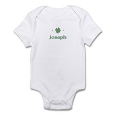 """Shamrock - Joseph"" Infant Bodysuit"