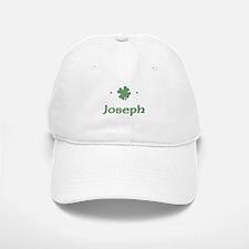 """Shamrock - Joseph"" Baseball Baseball Cap"