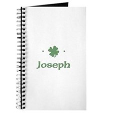 """Shamrock - Joseph"" Journal"
