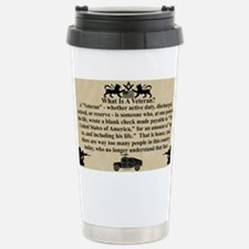 VET car magnet copy Travel Mug