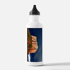 Red Rock Rainbow 12x18 Water Bottle