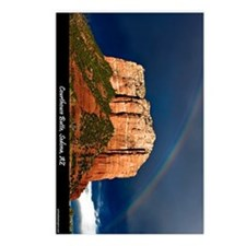 Red Rock Rainbow 12x18 Postcards (Package of 8)