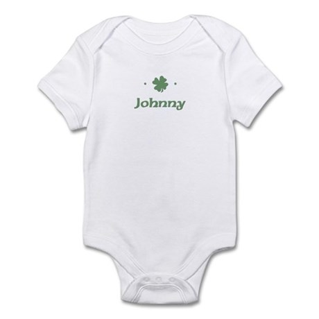 """Shamrock - Johnny"" Infant Bodysuit"