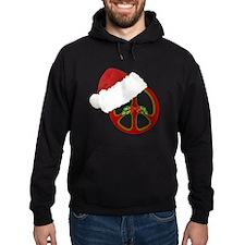 santa_peace_10  Hoodie