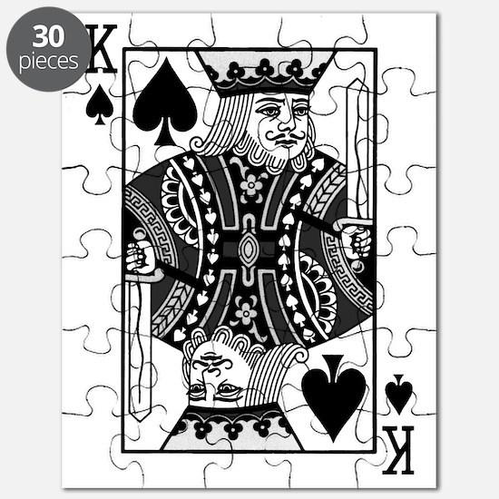 kingspadesblack Puzzle