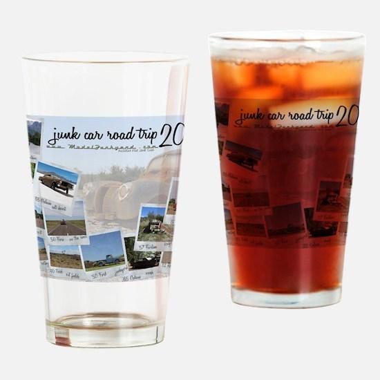 Calendar - cover 2012 Drinking Glass