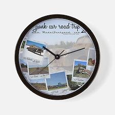Calendar - cover 2012 Wall Clock