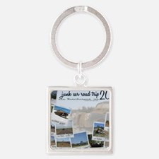 Calendar - cover 2012 Square Keychain