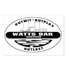 Watts_bar_survivor Postcards (Package of 8)