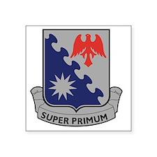 "1st Aviation Regiment Square Sticker 3"" x 3"""