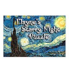 Elaynes Postcards (Package of 8)