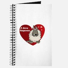 I love angora rabbits Journal