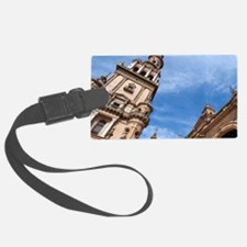 The Spanish Square (Plaza de Esp Luggage Tag