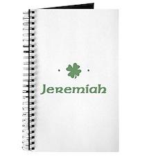 """Shamrock - Jeremiah"" Journal"