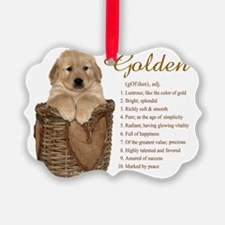 definegolden Ornament