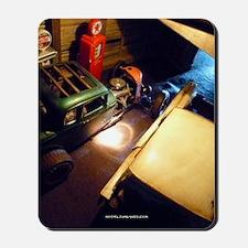 barn-find vertical calendar-02 Mousepad